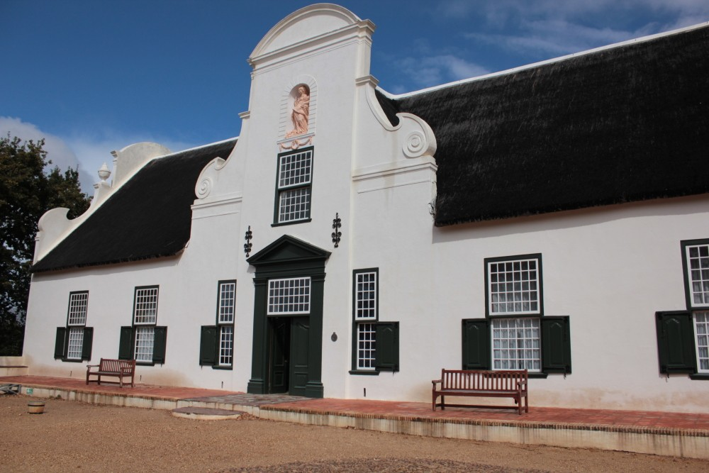 The Cape Town Day Tour, Constantia Winelands, include Groot Constantia, oldest wine estate in South Africa